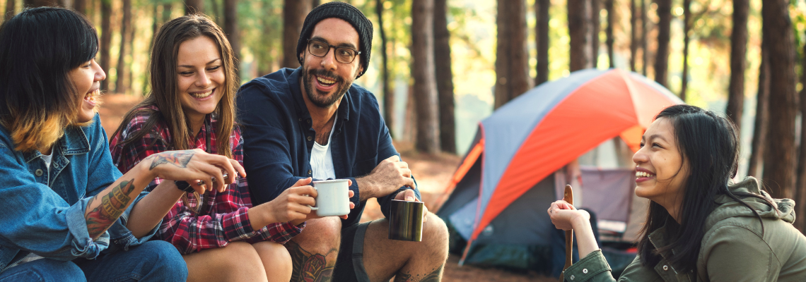 best cocktails for camping