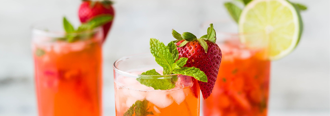healthy alcohol drinks