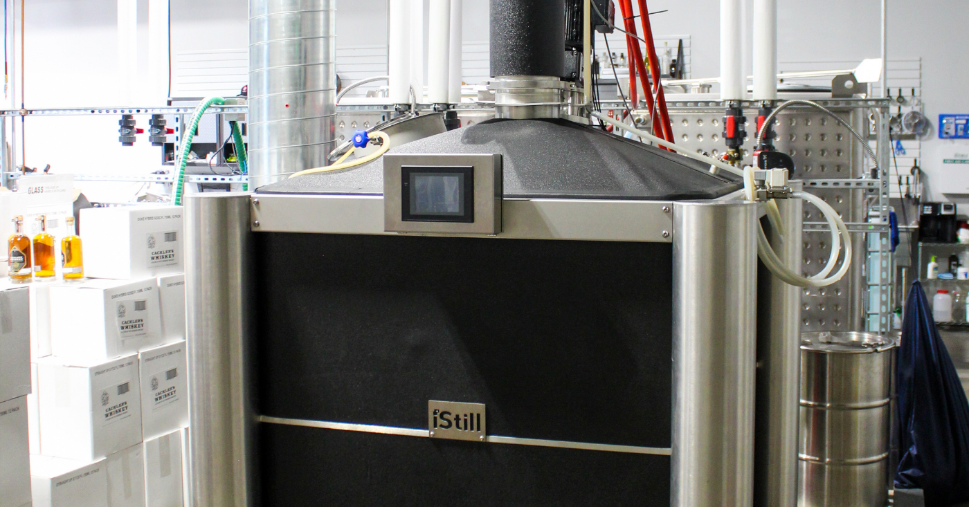 iStill vodka distiller