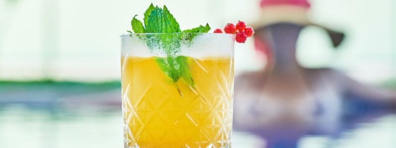 healthy vodka cocktails