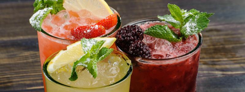 summer vodka cocktails