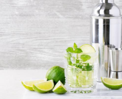 healthiest alcoholic drinks